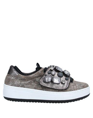 Купить Низкие кеды и кроссовки от DOR цвета хаки