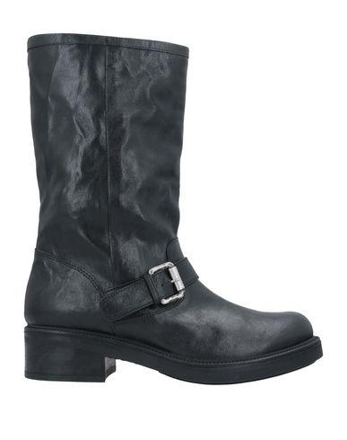 Купить Полусапоги и высокие ботинки от J|D JULIE DEE черного цвета