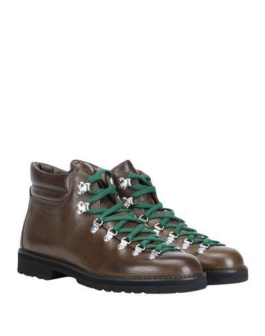 Фото 2 - Полусапоги и высокие ботинки от FRACAP цвет зеленый-милитари