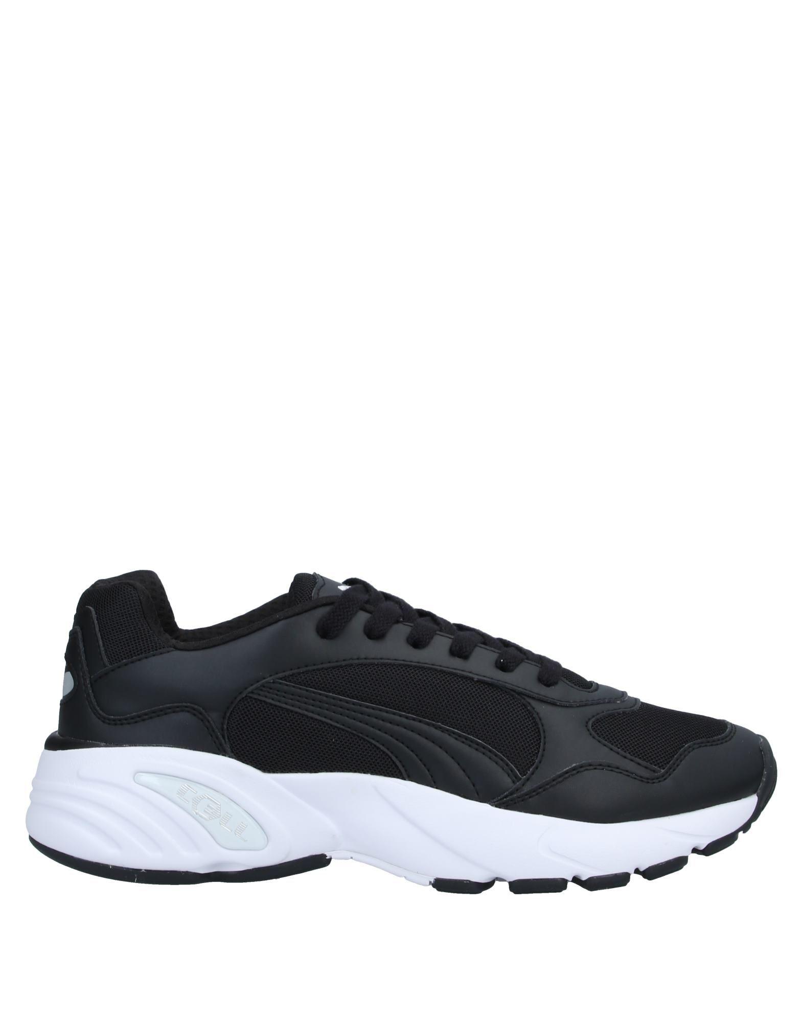 《セール開催中》PUMA CELL メンズ スニーカー&テニスシューズ(ローカット) ブラック 6 紡績繊維