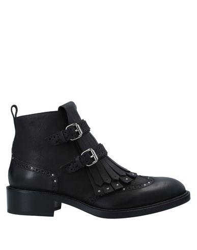 Купить Полусапоги и высокие ботинки от SARTORE черного цвета