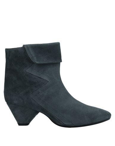 Фото - Полусапоги и высокие ботинки от FIORIFRANCESI серого цвета