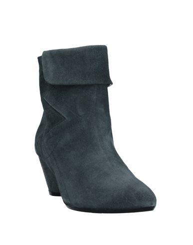 Фото 2 - Полусапоги и высокие ботинки от FIORIFRANCESI серого цвета