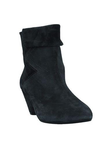 Фото 2 - Полусапоги и высокие ботинки от FIORIFRANCESI свинцово-серого цвета