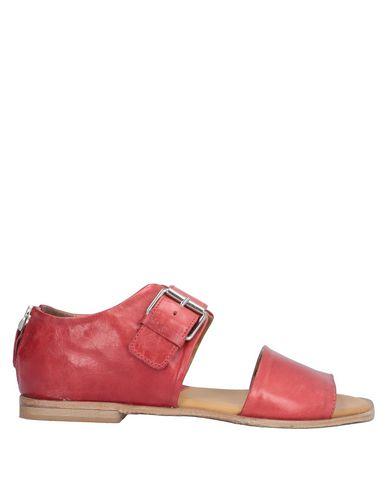 Купить Женские сандали 1725.A красного цвета