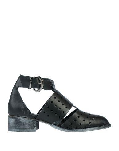 Купить Полусапоги и высокие ботинки от 1725.A черного цвета
