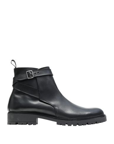 Фото - Полусапоги и высокие ботинки от 8 by YOOX черного цвета