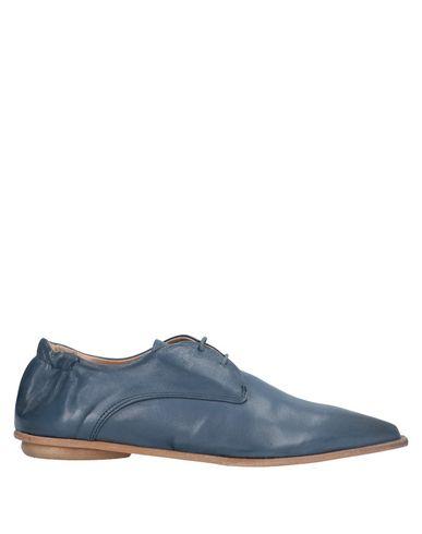Фото - Обувь на шнурках от 1725.A грифельно-синего цвета