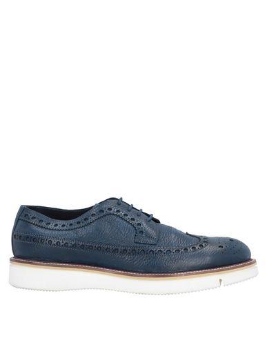Купить Обувь на шнурках от CORVARI темно-синего цвета