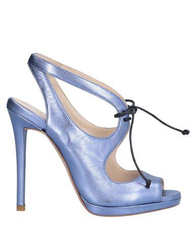 Купить Женские сандали ESTELLE сиреневого цвета