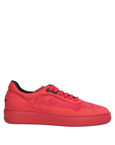 Купить Низкие кеды и кроссовки от HOGAN REBEL красного цвета