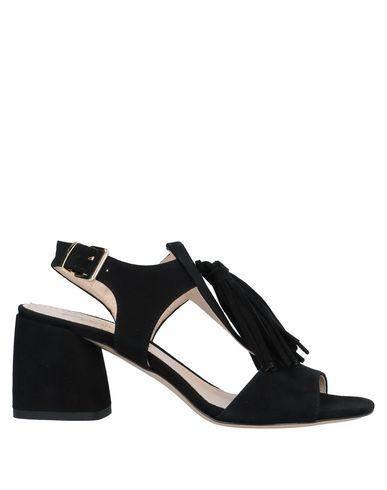 Купить Женские сандали EVALUNA черного цвета