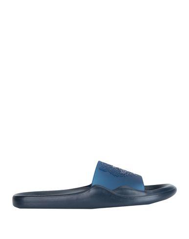 Купить Мужские сандали  темно-синего цвета