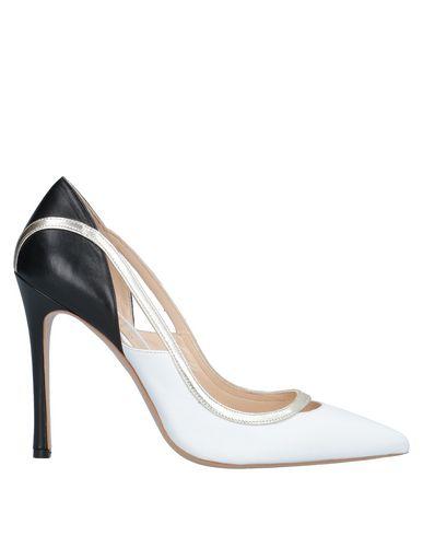 Купить Женские туфли ESTELLE белого цвета