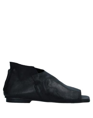Фото - Женские ботинки и полуботинки 1725.A черного цвета