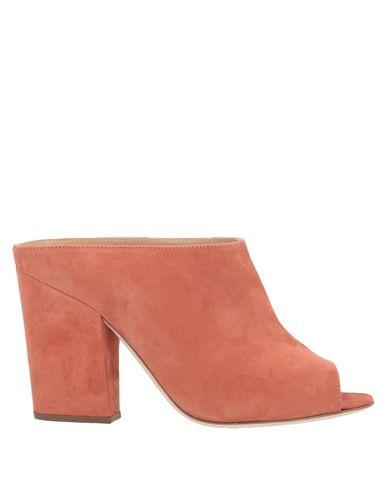 Купить Женские сандали  пастельно-розового цвета