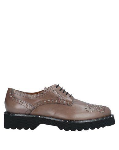 Купить Обувь на шнурках от PONS QUINTANA цвета хаки