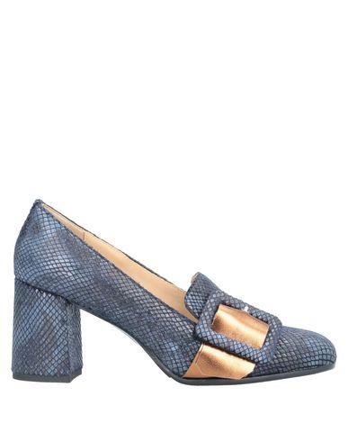 Купить Женские туфли ANTIDOTI синего цвета