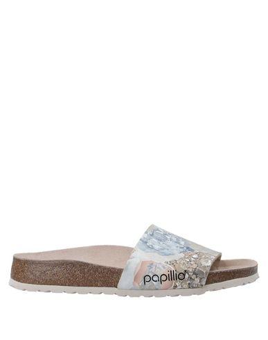 Купить Женские сандали  светло-серого цвета