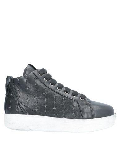 Купить Высокие кеды и кроссовки от ANDÌA FORA черного цвета