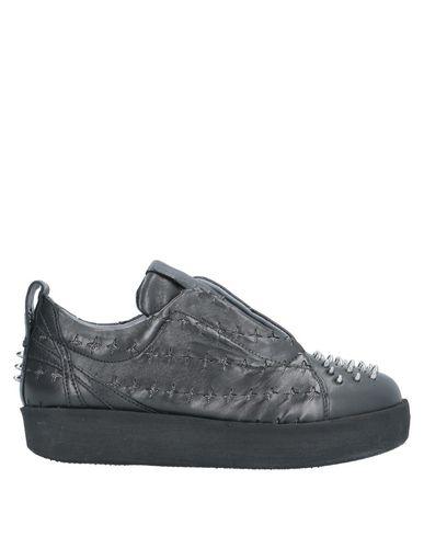 Купить Низкие кеды и кроссовки от ANDÌA FORA черного цвета