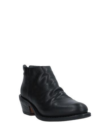 Фото 2 - Полусапоги и высокие ботинки черного цвета