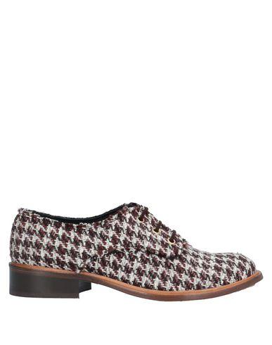 Фото - Обувь на шнурках от BALTARINI коричневого цвета