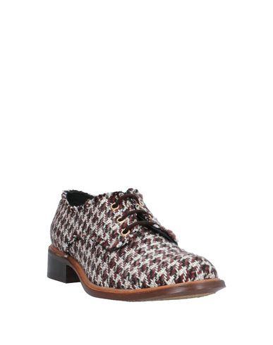 Фото 2 - Обувь на шнурках от BALTARINI коричневого цвета