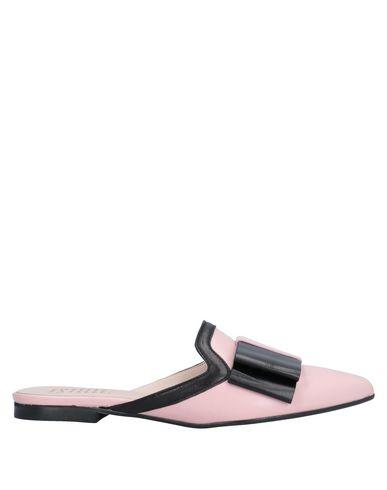 Купить Мюлес и сабо от ESTELLE розового цвета