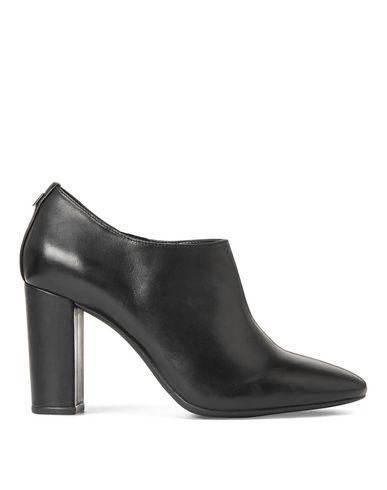 Фото - Женские ботинки и полуботинки LAUREN RALPH LAUREN черного цвета