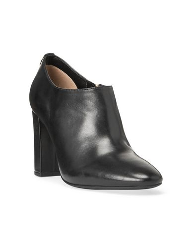 Фото 2 - Женские ботинки и полуботинки LAUREN RALPH LAUREN черного цвета