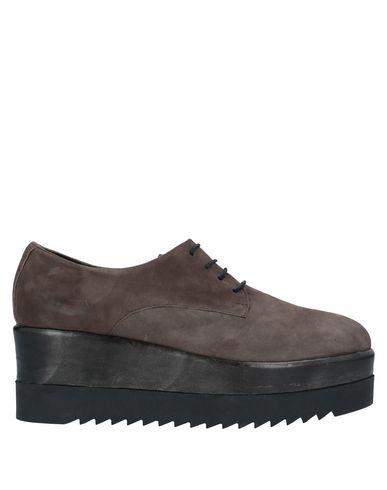 Фото - Обувь на шнурках от LEA-GU цвета хаки