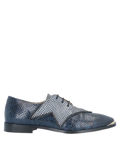 Фото - Обувь на шнурках от ROGUE MATILDA темно-синего цвета
