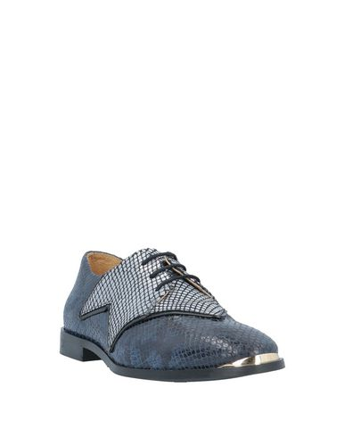 Фото 2 - Обувь на шнурках от ROGUE MATILDA темно-синего цвета