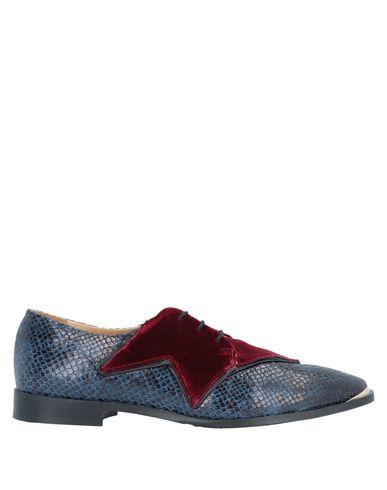 Фото - Обувь на шнурках от ROGUE MATILDA красно-коричневого цвета