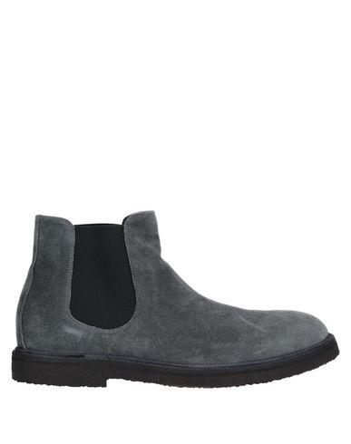 Фото - Полусапоги и высокие ботинки от CORVARI грифельно-синего цвета