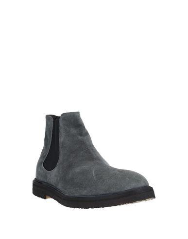 Фото 2 - Полусапоги и высокие ботинки от CORVARI грифельно-синего цвета