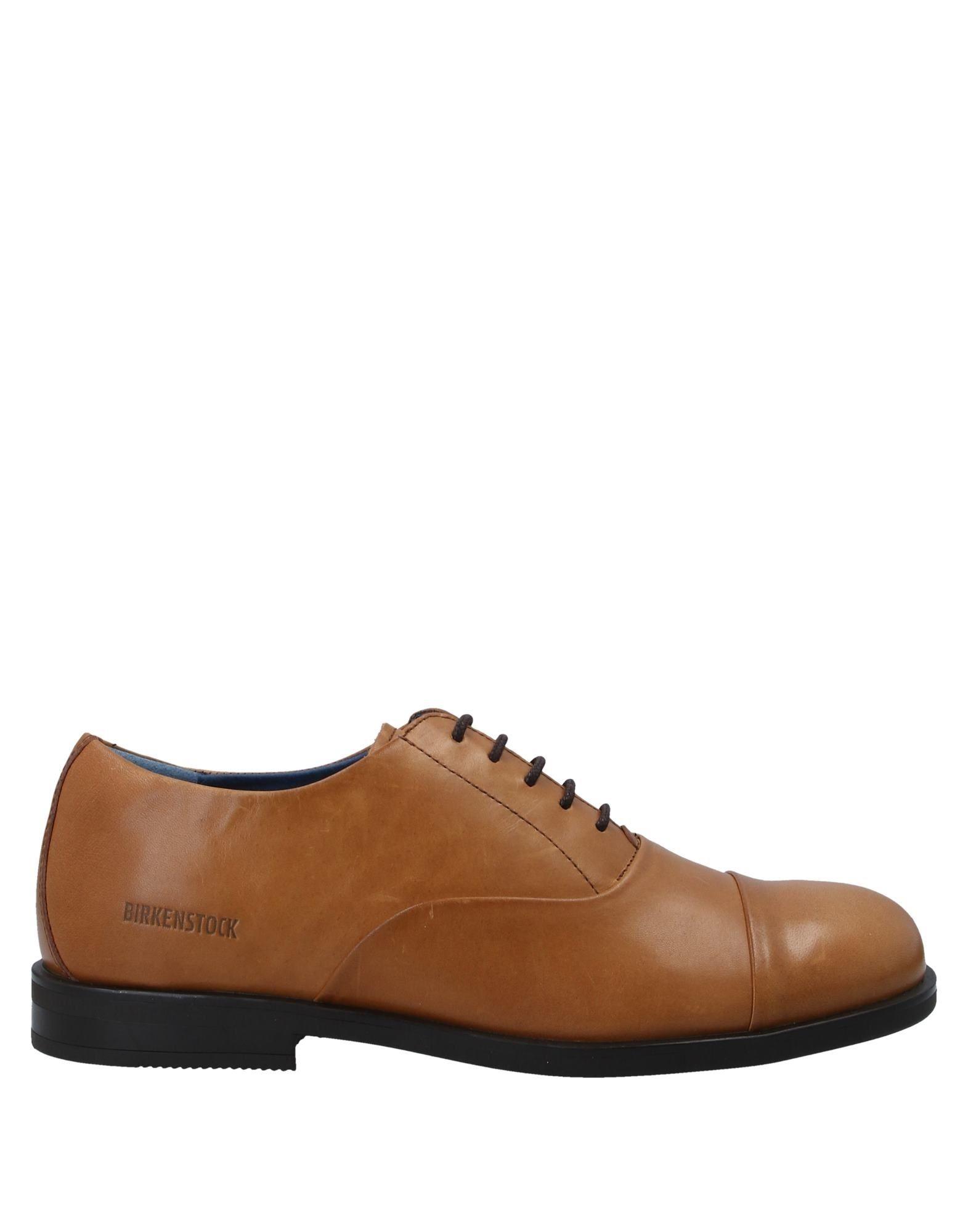 BIRKENSTOCK Обувь на шнурках обувь birkenstock магазины в москве