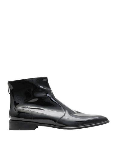 Купить Полусапоги и высокие ботинки от LEONARDO PRINCIPI черного цвета