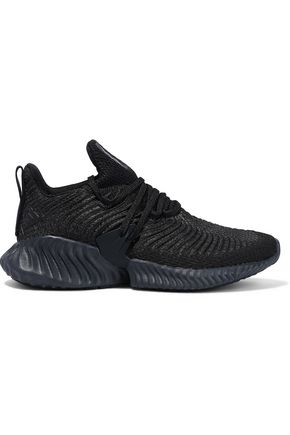 Alphabounce Instinct Knitted Sneakers by Adidas