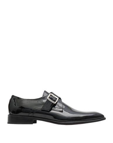 Купить Мужские мокасины LEONARDO PRINCIPI черного цвета
