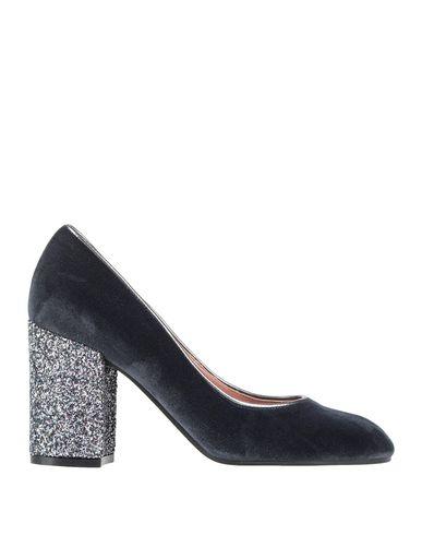 Фото - Женские туфли  цвет стальной серый