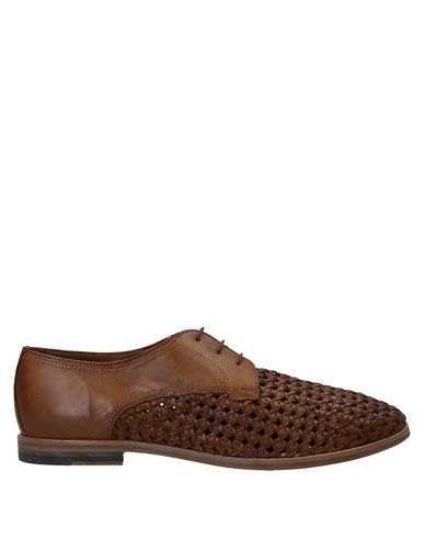 Фото - Обувь на шнурках от FABRIZIO SILENZI коричневого цвета