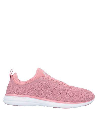 Купить Низкие кеды и кроссовки от APL® ATHLETIC PROPULSION LABS розового цвета