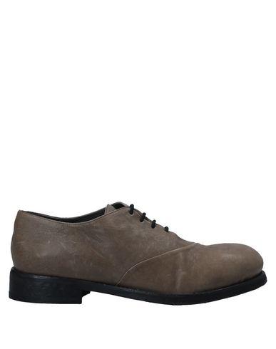 Фото - Обувь на шнурках от NABIS серого цвета