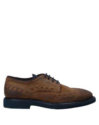 Фото - Обувь на шнурках от D'ACQUASPARTA цвет верблюжий