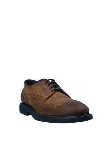 Фото 2 - Обувь на шнурках от D'ACQUASPARTA цвет верблюжий