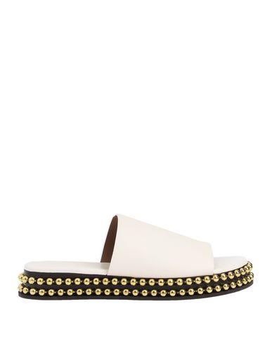 Купить Женские сандали CHLOÉ черного цвета