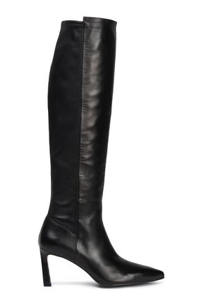 STUART WEITZMAN Stretch-leather knee boots