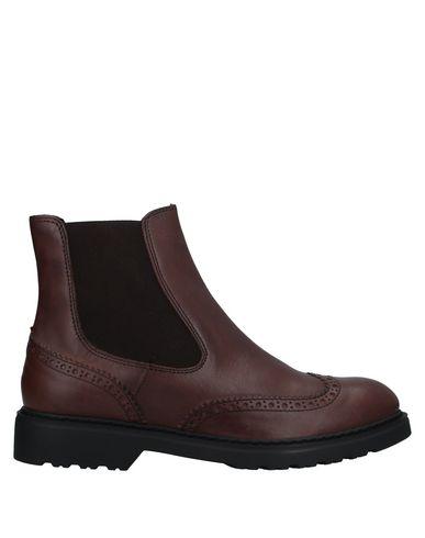 Купить Полусапоги и высокие ботинки от TSD12 цвет какао